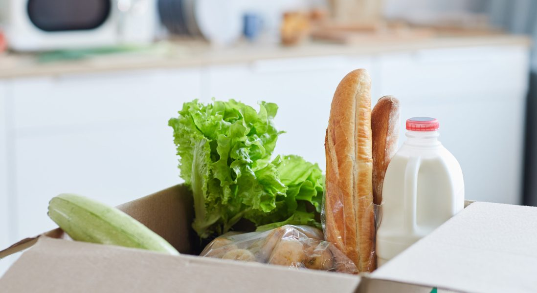 How the USDA's Farmers to Families Food Box Program Addresses Food Security and Waste