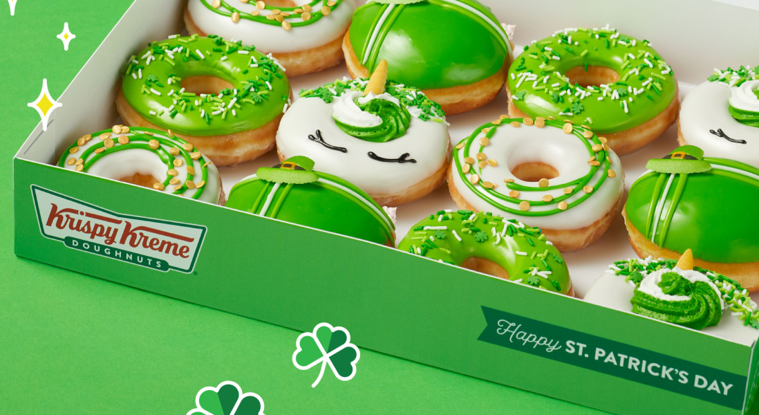 Here's What Food and Beverage Companies are Doing for St. Patrick's Day