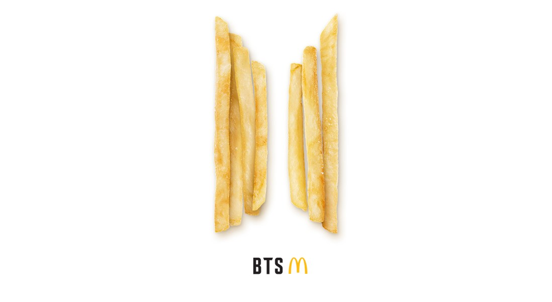 How McDonald's BTS Meal Differs From Other McNugget Menu Items