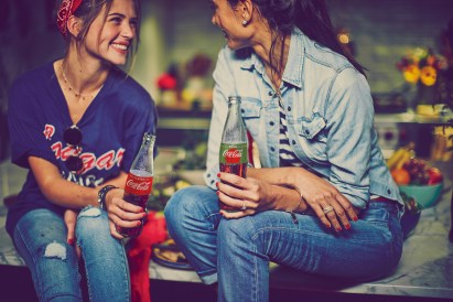 Coke with Stevia