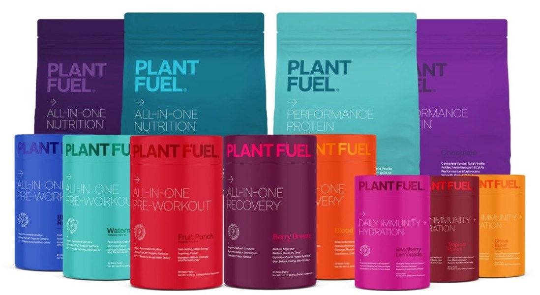 PlantFuel Partners with Amazon Launchpad to Sell Its Products on the World's Biggest Online Marketplace