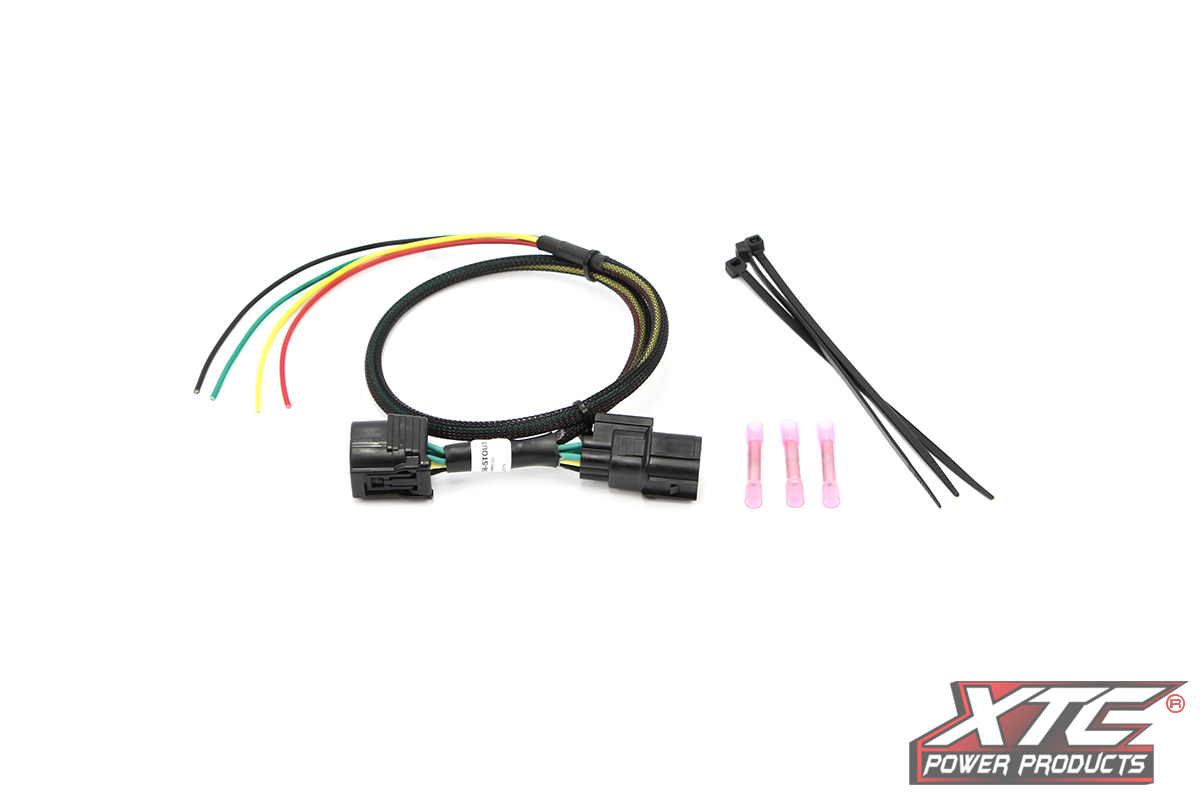 Honda Talon Plug Amp Play Stop