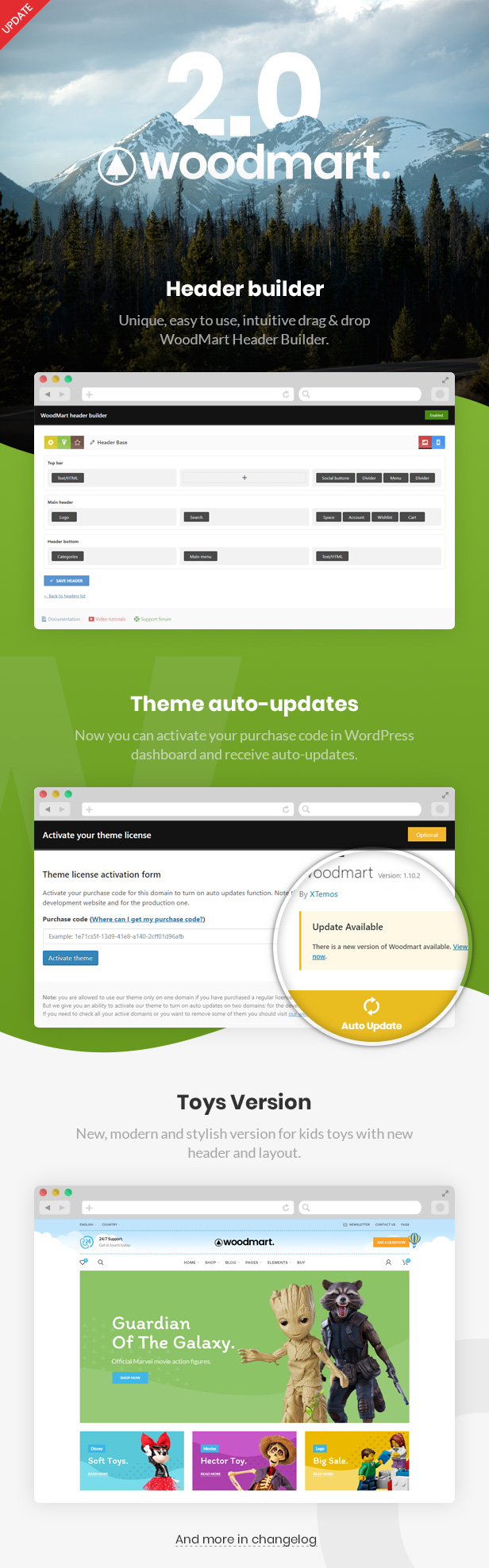 WoodMart - Responsive WooCommerce WordPress Theme 1