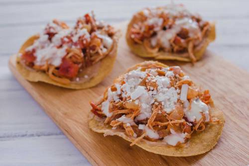 Gut Soothing Chicken Tinga