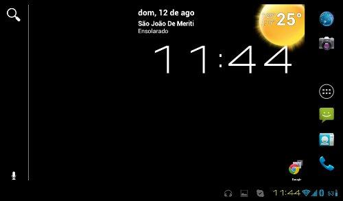 Cyanogen 9 no Samsung Galaxy Tab P1000L (2/3)