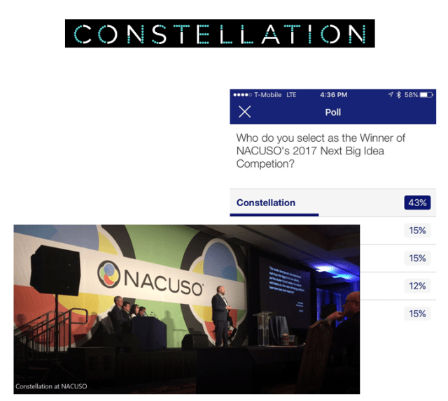 Constellation NACUSO Next Big Idea