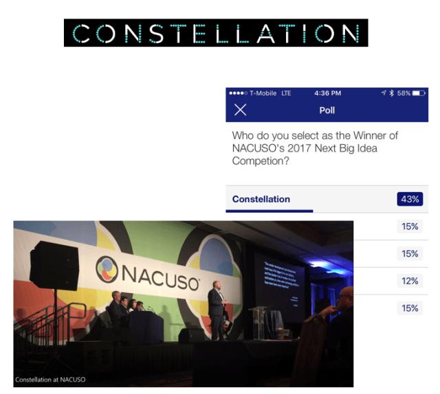 Constellation NACUSO Next Big Idea