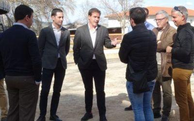 Xàtiva finalitzarà la urbanització de la plaça Espanya abans de falles
