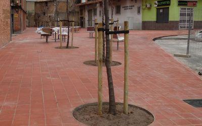 L'Ajuntament de Xàtiva obri al públic la renovada Plaça Pintor Climent