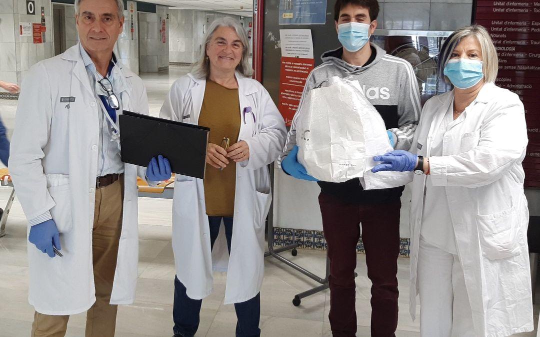 L'Hospital de Xàtiva posa en marxa un procediment per a entregar objectes personals als ingressats