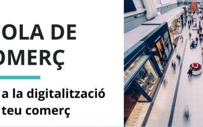 """Canals ofereix l'itinerari formatiu """"Escola de Comerç"""""""