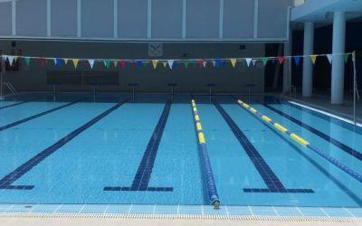 Xàtiva incrementa l'aforament a les piscines municipals amb el pas a la nova normalitat