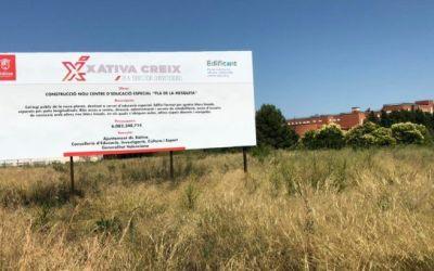L'Ajuntament de Xàtiva adjudicarà la redacció del nou CEE Pla de la Mesquita per 162.140 euros
