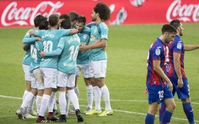 L'Osasuna frega amb els dits la permanència gràcies a un doblet de Rubén Garcia