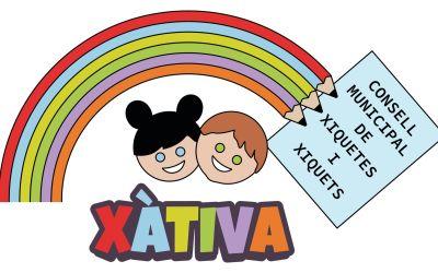 El Consell Municipal de Xiquetes i Xiquets de Xàtiva tria el seu logotip a través d'un concurs