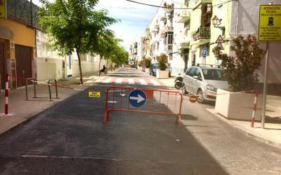Xàtiva desplega diverses mesures de pacificació del trànsit per tal de facilitar l'accés als centres educatius