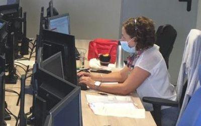 Sanitat amplia l'atenció telefònica sobre consultes per coronavirus amb motiu de l'inici del curs escolar