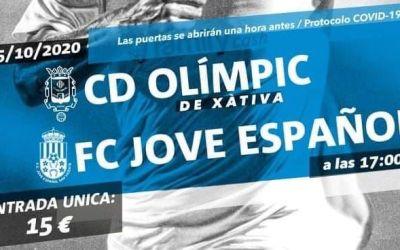 La COVID-19 provoca el primer ajornament de la temporada per a l'Olímpic