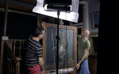 El xativí Ignacio Estrela presenta el seu documental sobre l'artista José Segrelles en la Mostra de València