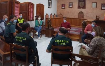 La Junta Local de Seguretat de la Font de la Figuera aprova el nou protocol de violència de gènere
