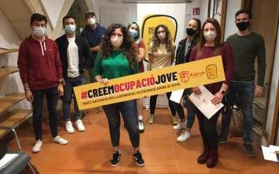 Xàtiva inicia el procés participatiu per definir el futur Pla Local d'Ocupació Jove