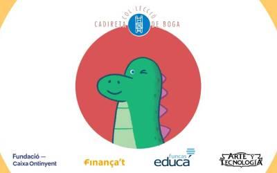 L'App interactiva de la Fundació Caixa Ontinyent inclou un nou conte d'educació financera per a xiquets