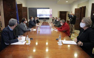 Ximo Puig anuncia noves ajudes per als sectors més afectats per la crisi