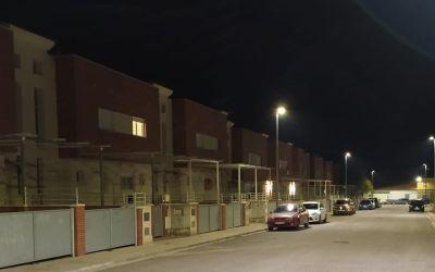 L'Alcúdia de Crespins inverteix 13.000 euros per a renovar l'enllumenat de la zona del Batà