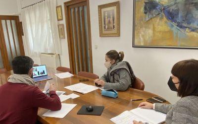 L'Ajuntament de Canals busca solucions per als habitatges tutelats del barri de la Torreta