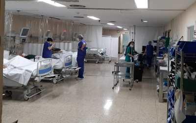 L'Hospital Lluís Alcanyís reinicia la seua activitat quirúrgica programa