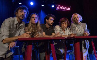 """""""Delirium"""" arriba la propera setmana al Gran Teatre de Xàtiva per reflexionar sobre l'alcoholisme i les addicions"""
