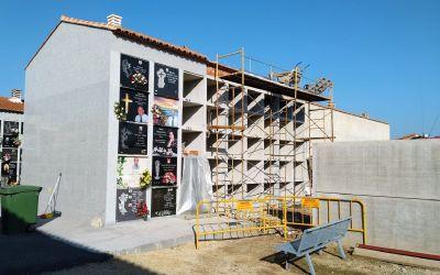 Xàtiva amplia les instal·lacions del cementeri municipal amb 223 nous nínxols