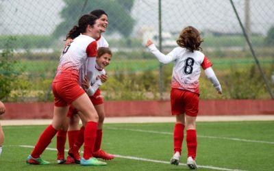 Dues victòries i una derrota per als equips femenins del Ciutat de Xàtiva