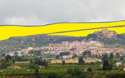 Montesa Territori Viu mostra la seua oposició al macro-projecte de les plantes solars fotovoltàiques que vol desenvoluparse al municipi