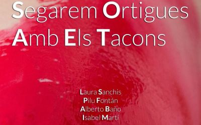 """L'Alcúdia de Crespins presenta el dia 23 d'abril l'obra de teatre """"Segarem Ortigues amb els Tacons"""""""