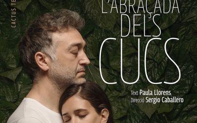 Paula Llorens presenta a Canals el seu últim treball teatral