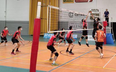 Xàtiva serà l'epicentre del voleibol juvenil de màxima categoria de la Comunitat Valenciana