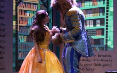 """""""La Bella y la Bestia"""" arriba aquest diumenge al Gran Teatre de Xàtiva"""