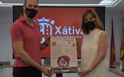 La improvisació amb el propi cos protagonitzarà el XXV aniversari dels tallers d'arts escèniques de Teatre de la Lluna a Xàtiva