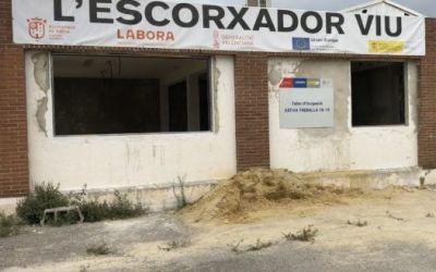 Treball concedeix a Xàtiva un taller d'ocupació – formació amb un pressupost de quasi 250.000 euros