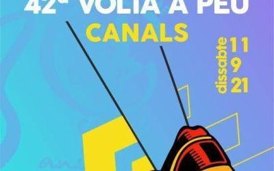 Hassan Ahouchar i Silvia Sarrión s'imposen en la Volta a Peu de Canals