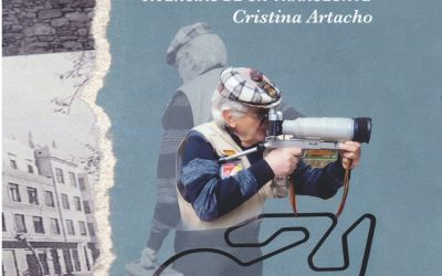 "Cristina Artacho presenta el seu llibre ""Vivencias de un transeúnte"""