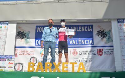 Mikel Retegi s'imposa en la primera etapa de la Volta a la Província de València