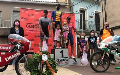 Francisco Torrella s'imposa en el Memorial Ricardo Tormo de Ciclisme