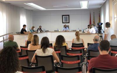 El plenari de Xàtiva aprova per unanimitat el conveni amb Generalitat per a la coordinació en matèria de Serveis Socials
