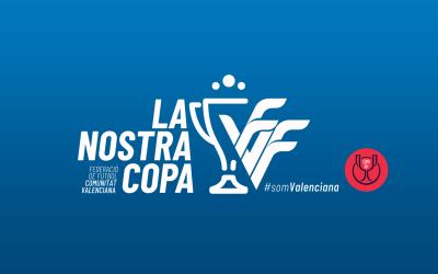 CD Llosa i CF Racing Xàtiva superen la segona ronda de La Nostra Copa