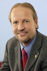 Rainer Bischoff SPD, Mitglied des Landtages