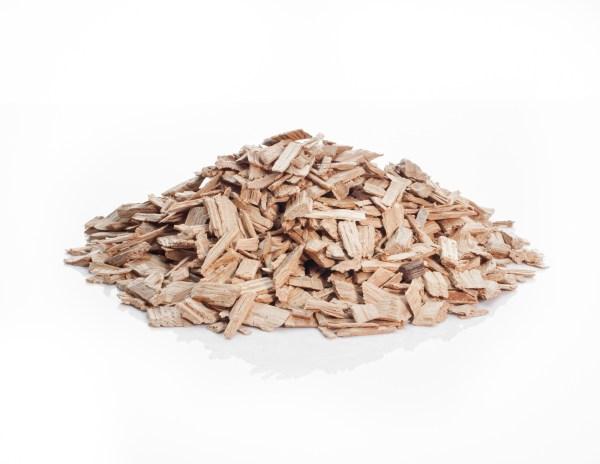 Winemaking plain French oak chips