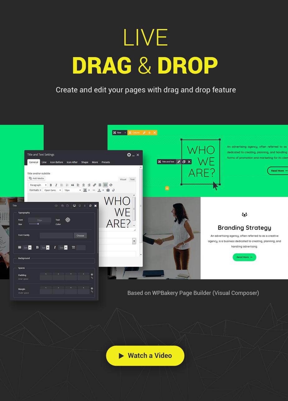 XTRA - Multipurpose WordPress Theme + RTL - 7