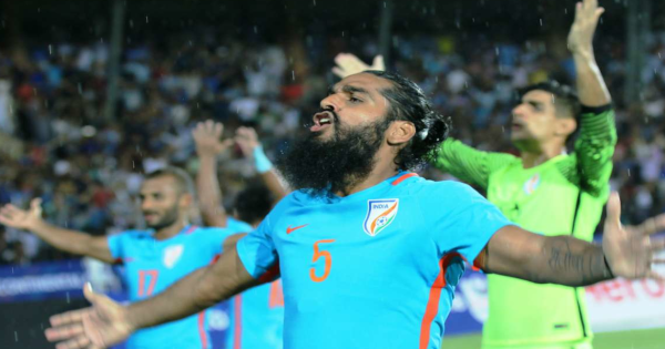 Photo of Playing in empty stands will not affect my performance: Sandesh Jhingan